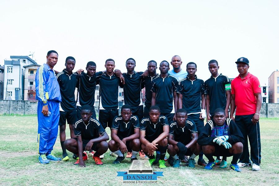 Male Football Team